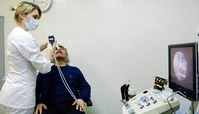 лечение кисты гайморовой пазухи