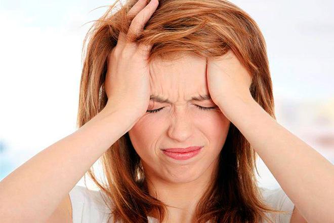 Головная боль при Что такое кисте в носовой пазухе