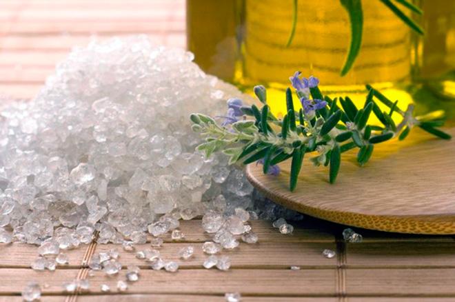 Морская соль при насморке