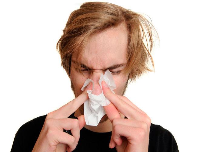Течет из носа