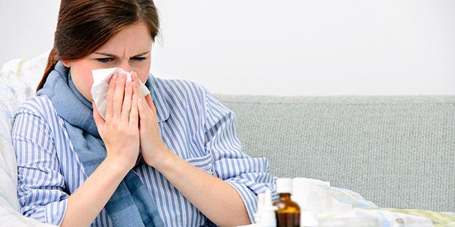 Опасное осложнение при насморке - это атрофия слизистой носа