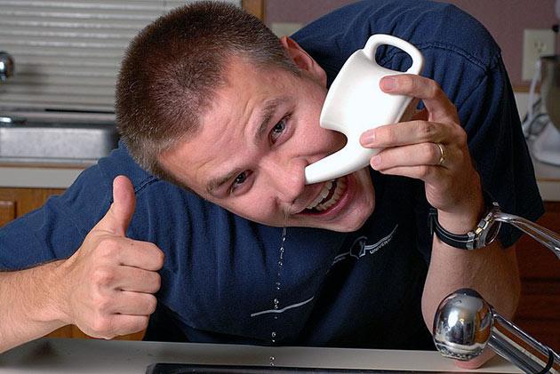 Лечение кисты в носовой пазухе народными способами