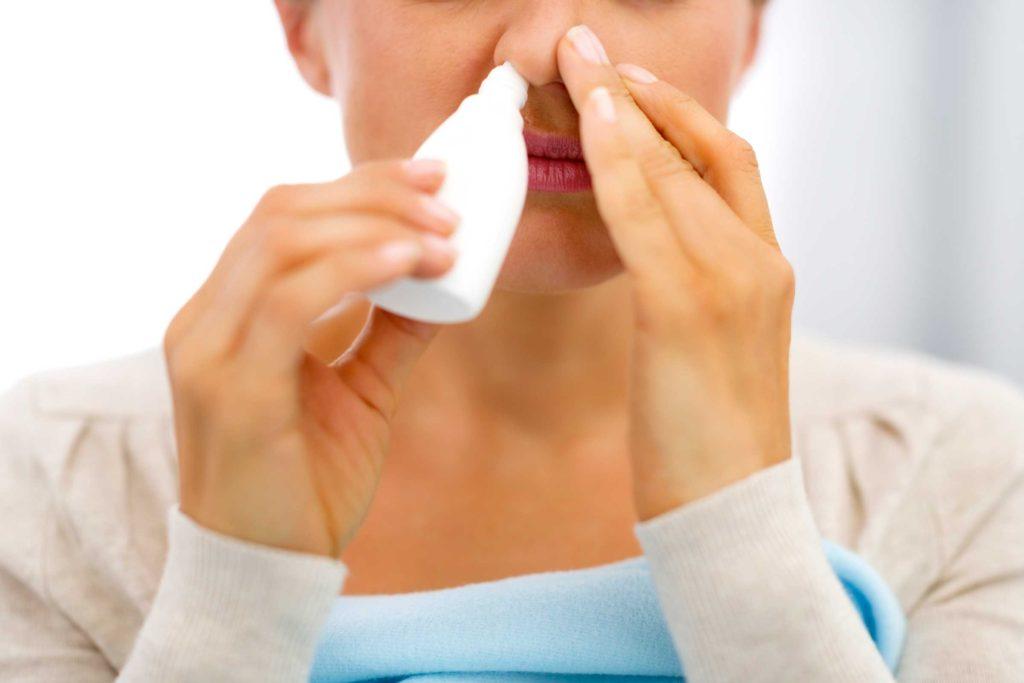 Капли в нос как избавиться от зависимости