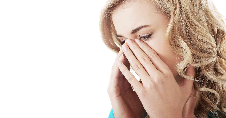 Почему к вечеру закладывает нос и трудно дышать